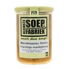 Kleinstesoepfabr Kleinster Suppenhersteller Arabian Harira Mahlzeit Suppe 400 ml