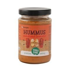 Terrasana Hummus verbreitet sonnengetrocknete Tomaten 190 Gramm