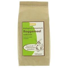 Hermus Roggemeel Vollkorn-Demeter 1 kg