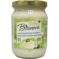 Bionova Salat Mayonnaise ohne Ei 240 Gramm