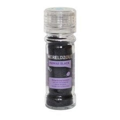 Esspo World Salt Hawaii Schwarze Mühle 105 Gramm
