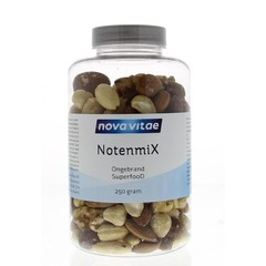 Nova Vitae Nussmischung ungeröstet 250 Gramm