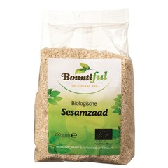 Bountiful Sesam Bio 250 Gramm