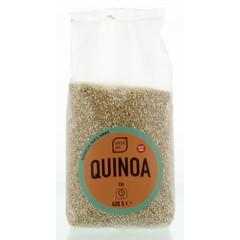 Greenage Quinoa weiß 400 Gramm