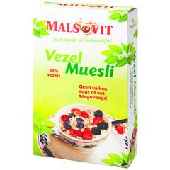 Bountiful Reichhaltiges Malsovit-Fasermüsli 500 Gramm
