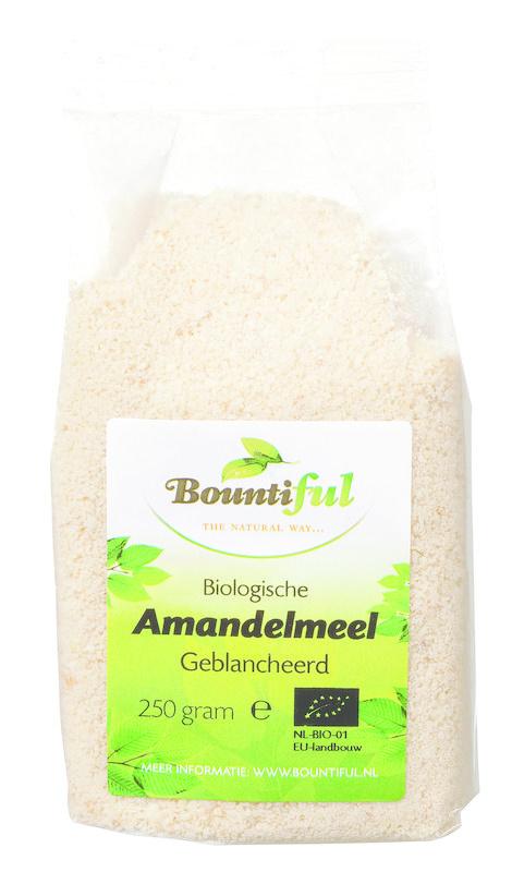 Bountiful Bountiful Reichhaltiges Mandelmehl 250 Gramm