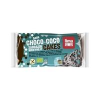Lima Lima Reiskuchen Buchweizen dunkle Schokolade Kokosnuss 90 Gramm