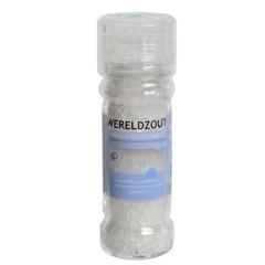 Esspo World Salz Himalaya Salz weiße Mühle nachfüllbar 105 Gramm