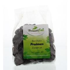 Bountiful Reichhaltige Pflaumen ohne Grube 500 Gramm
