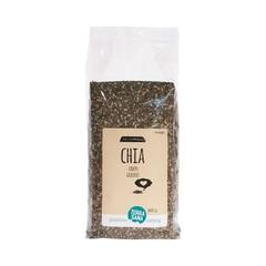 Terrasana RAW Chia Samen schwarz 600 Gramm