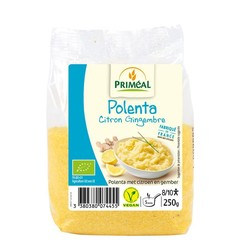 Primeal Polenta Zitronen Ingwer 250 Gramm