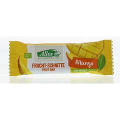 Allos Fruchtriegel Mango 30 Gramm