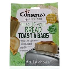 Consenza Toast eine Tüte 75 Gramm
