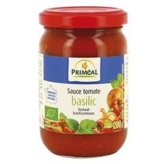 Primeal Tomatensauce Basilikum 200 Gramm