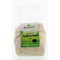 Bountiful Überfluß Psylliumschale Faser / 200 Gramm Psyllium