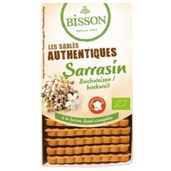 Bisson Biscuits Buchweizen 175 Gramm