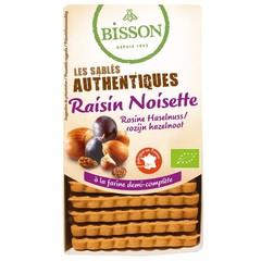 Bisson Biscuits Haselnuss Rosine 175 Gramm