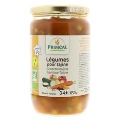 Primeal Prime Vegetable Mix Tajine 650 Gramm