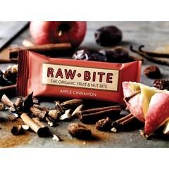 Rawbite Apple Zimt 50 Gramm