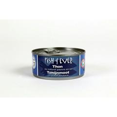 Fish 4 Ever Thunfischsteak in salzarmem Wasser 160 Gramm