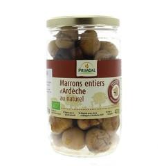 Primeal Chestnut ganz in einem Topf von 420 Gramm