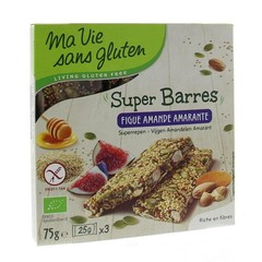 Ma Vie Sans Almond Feigen Amarante Riegel 75 Gramm