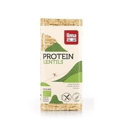 Lima Waffeln Linsenprotein 100 Gramm