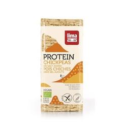 Lima Waffles Kichererbsenprotein 100 Gramm