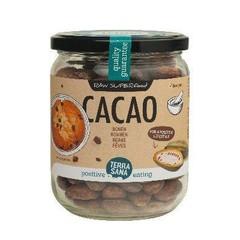 Terrasana Rohe Kakaobohnen im Glas 250 Gramm