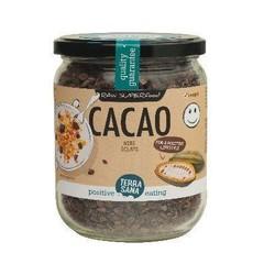 Terrasana Raw Kakaospitzen im Glas 230 Gramm