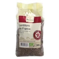 Primeal Linsen sehr fein Frankreich 500 Gramm
