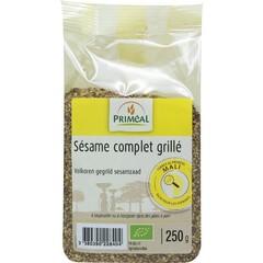 Primeal Gegrillte Vollkorn-Sesamsamen 250 Gramm