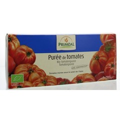 Primeal Bio Tomatenpüree 200 Gramm 3 Stück