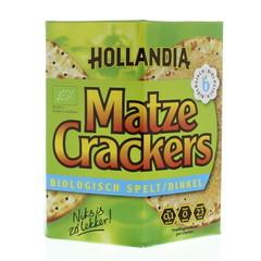 Hollandia Matze Cracker Dinkel 100 Gramm