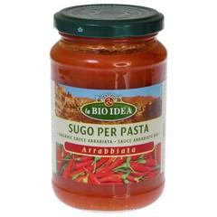 Bioidea Pasta Sauce Arrabiata 340 Gramm