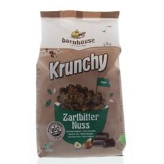 Barnhouse Krunchy Schokoladen Nüsse 375 Gramm