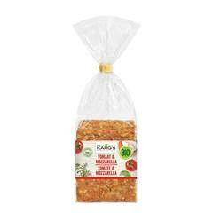 Dr Karg Dr. Karg Crackers Tomaten Mozzarella 200 Gramm