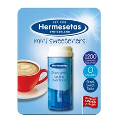 Hermesetas Hermesetas süß 1200 Tabletten