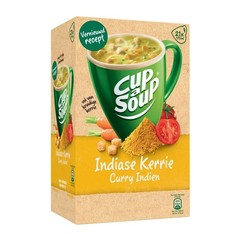 Cup A Soup Tasse A Suppe Currysuppe 21 Beutel