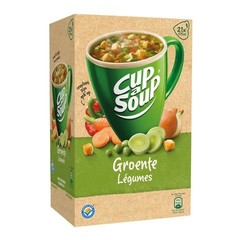 Cup A Soup Tasse A Suppe Gemüsesuppe 21 Beutel