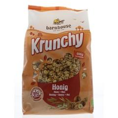 Barnhouse Krunchy Honig 600 Gramm