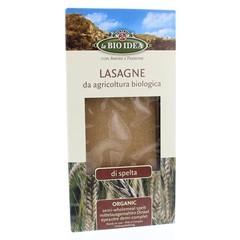 Bioidea Dinkel Lasagne Eko 250 Gramm