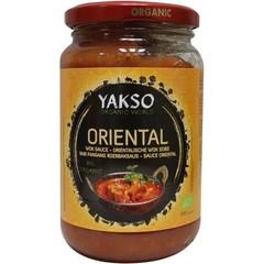 Yakso Oriental Wok Sauce 350 Gramm