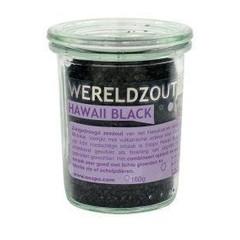 Esspo World Salt Hawaii Schwarzglas 160 Gramm