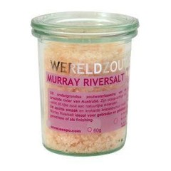 Esspo World Salt Murray River Salzglas 60 Gramm