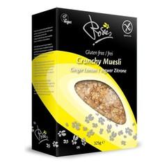Rosies Crunchy Ingwer Zitrone 325 Gramm