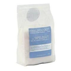 Esspo Himalaya-Salz Tafelsalz weiß feine Nachfüllpackung 475 Gramm