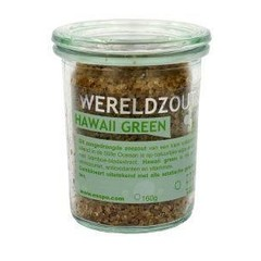 Esspo World Salt Hawaii Grünes Glas 160 Gramm