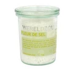 Esspo World Salt India Glas Fleur de Sel 70 Gramm