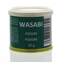 Muso Wasabi Pulver 25 Gramm